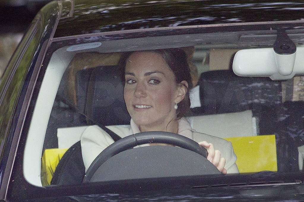 Kate Middleton Looks Calm Before Her Wedding as Her Family Makes Final Preparations!