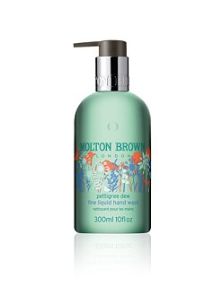 Molton Brown's new pettigree dew limited edition hand duo