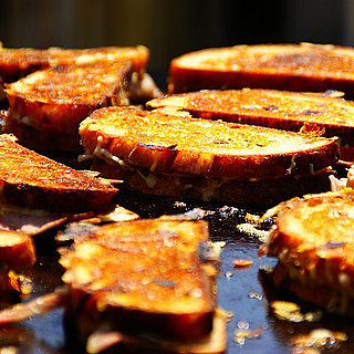 Winner of the American-Style Grilled Cheese Invitational Speaks About Sandwich