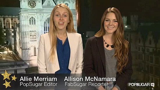 Royal Wedding Promo With Allie and Allison