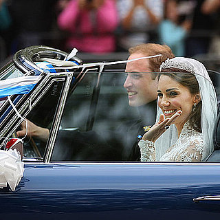 Pictures of Kate Middleton and Prince William Wedding