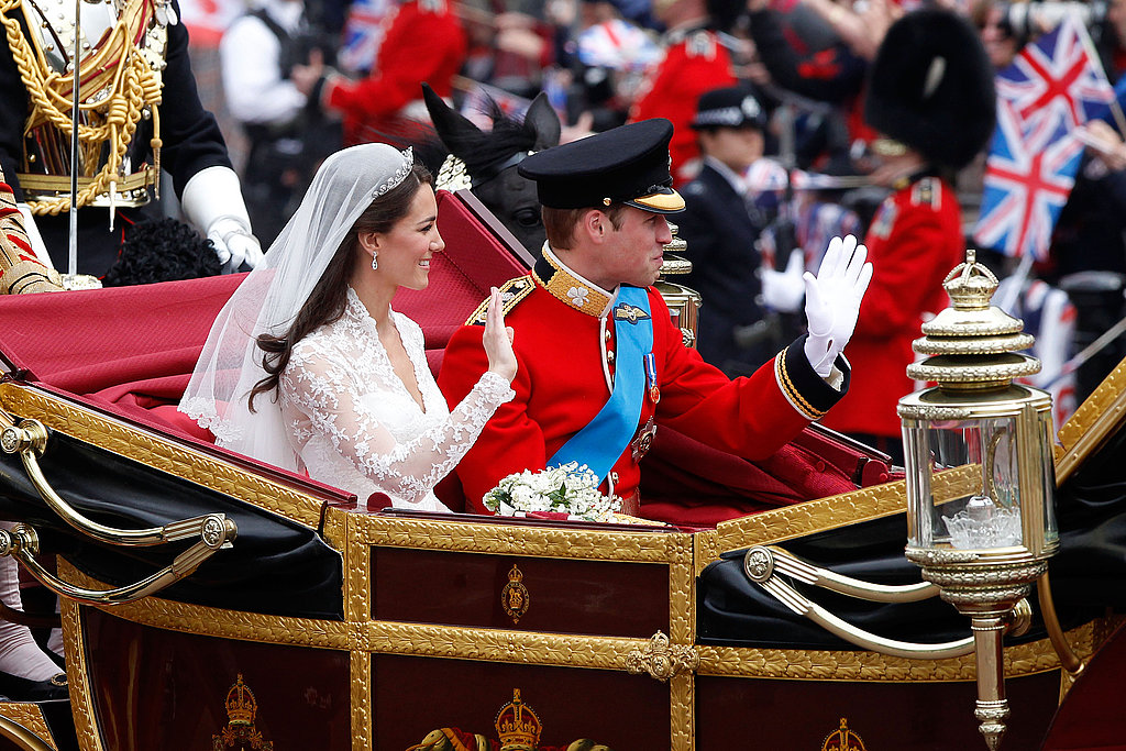 Celebrate Will and Kate's 3rd Anniversary With All the Royal Wedding Pictures