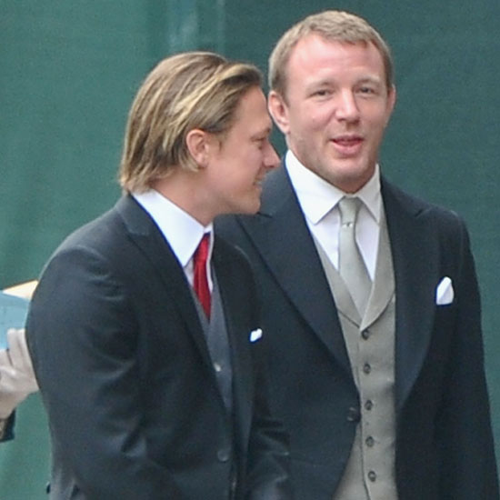 Guy Ritchie at Royal Wedding Pictures