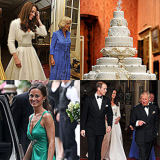 Slide Show of Royal Wedding Evening Events