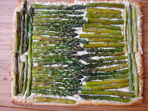 Savory Asparagus Tart