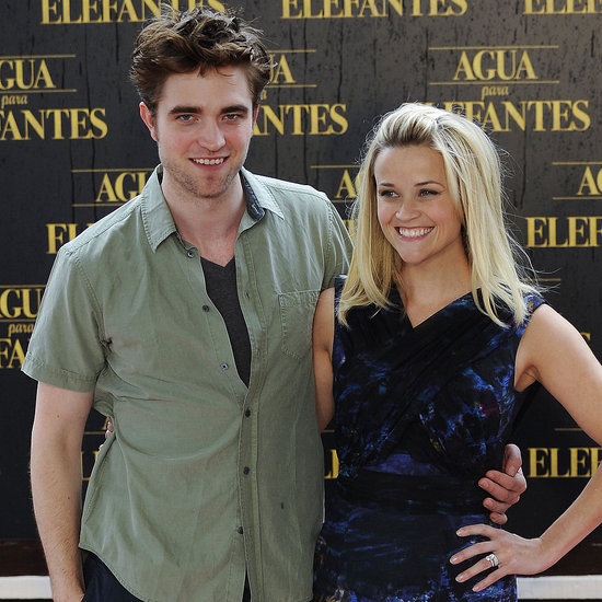 Robert Pattinson and Reese Witherspoon in Barcelona Pictures
