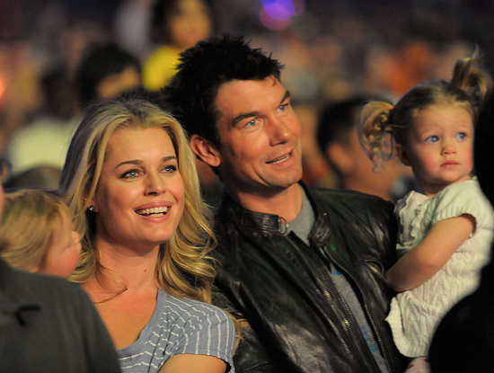 """Rebecca Romijn shares you know you're a mother when...   """"You know you're a mother when you feel yourself into the embrace of your baby for the first time and it's immediate. It happens as soon as they're born and it's an honor."""""""