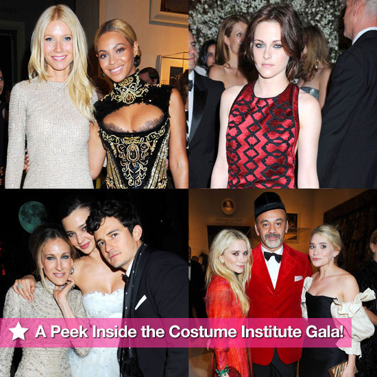 Costume Institute Gala Pictures of Gwyneth Paltrow, Beyonce Knowles, Kate Winslet
