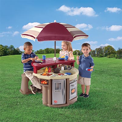 Step2 Grill and Play Patio Cafe ($100)