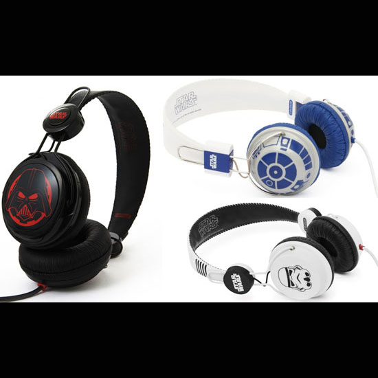 Rock Out With Star Wars Headphones
