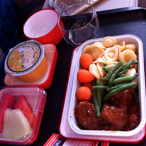 Airlines With the Healthiest Food