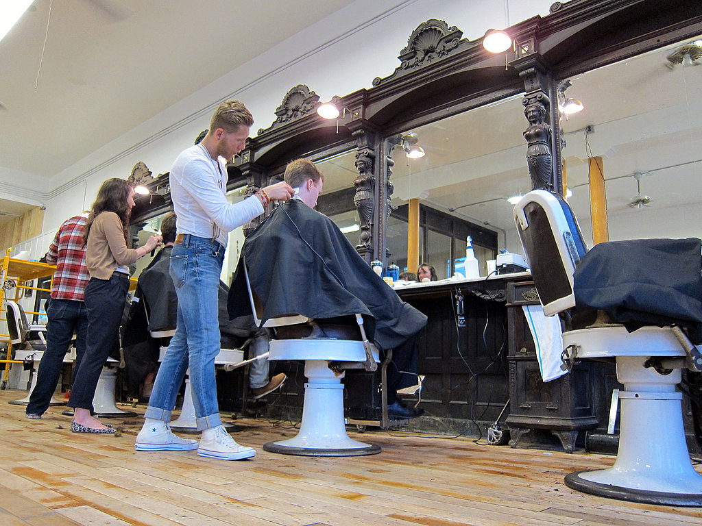 Barber San Francisco Opens on Valencia in the Mission District ...