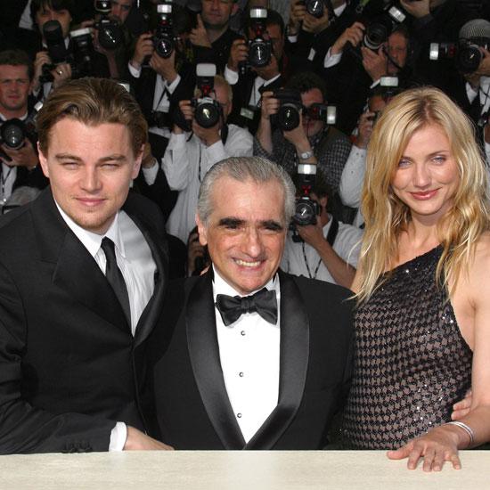 Leonardo DiCaprio and Cameron Diaz sha