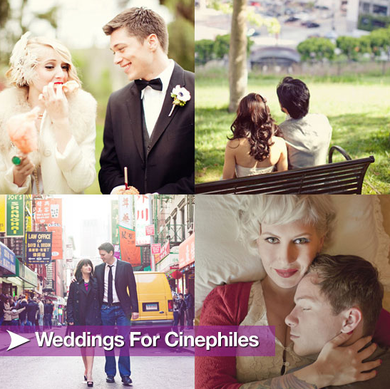 Movie Wedding Inspiration