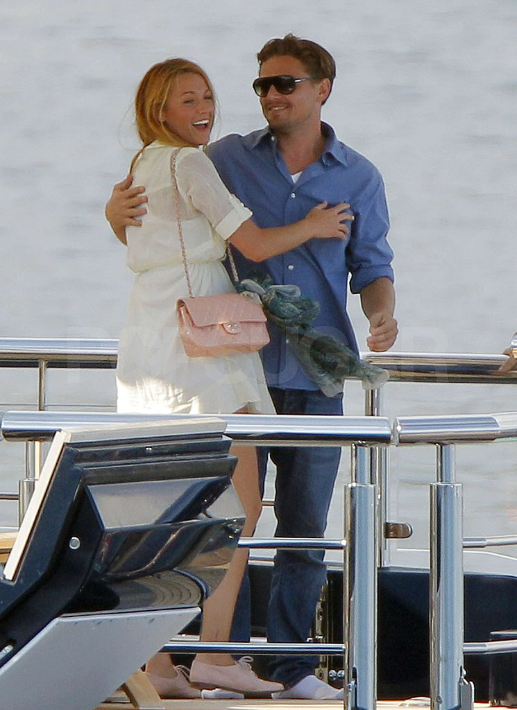 Pictures of Leonardo DiCaprio and Blake Lively | POPSUGAR ...