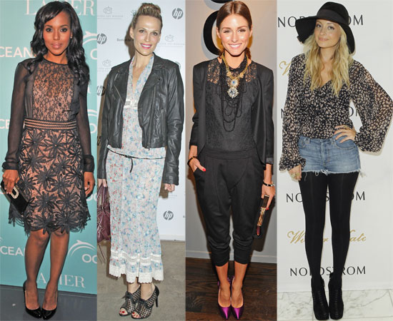Fab's Top 10 Celebrity Looks of the Week — Olivia, Kerry, Molly, and More!