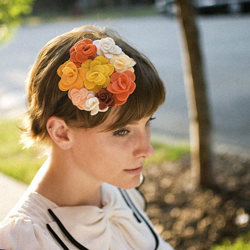Cute Fascinators and Headbands