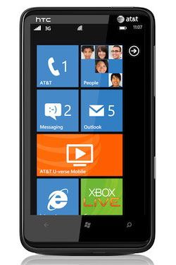 Windows Phone 7.1 Mango Details