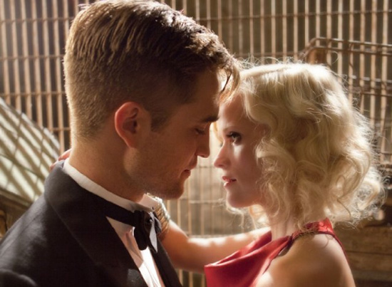 2011: Water for Elephants