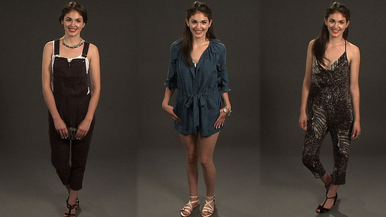 How to Wear Jumpsuits and Rompers: