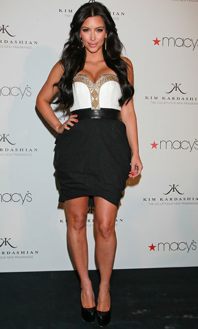 84. Kim Kardashian