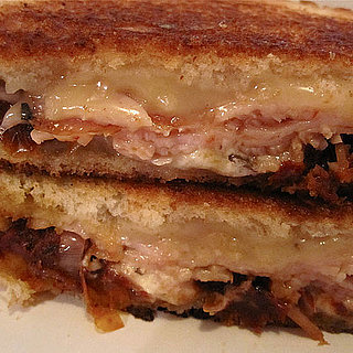 Grilled Cheese Sandwich With Turkey Recipe