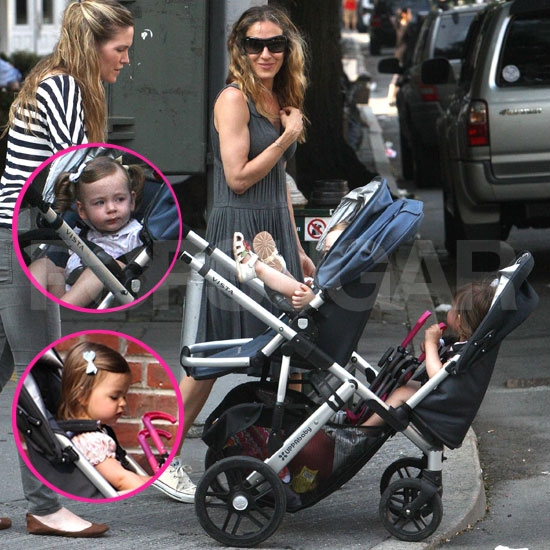 Sarah Jessica Parker Pictures With Marion and Tabitha Broderick