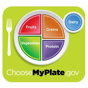 Government Introduces MyPlate