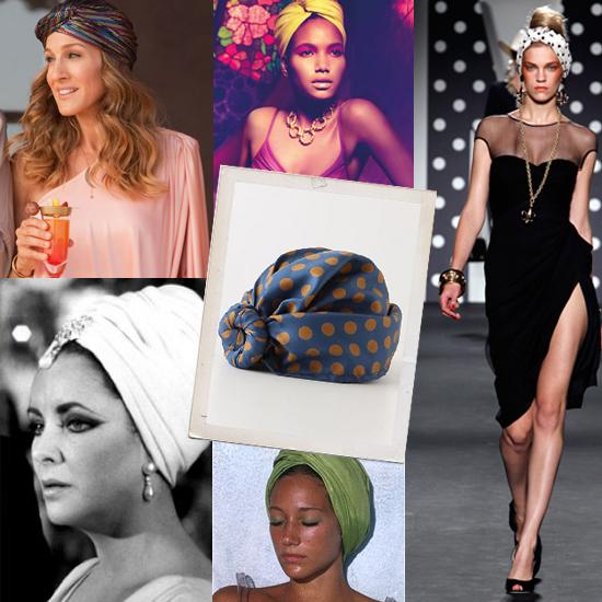 Summer Accessories: Turban 2011-06-06 03:34:56