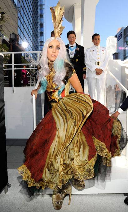 52. Lady Gaga
