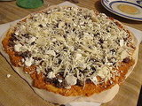 Lamb Sausage Pizza Recipe 2011-06-08 14:08:59