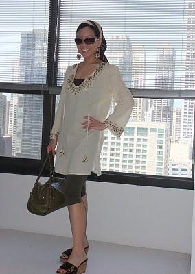 5 ways to wear a tunic by www.bravoerunway.com