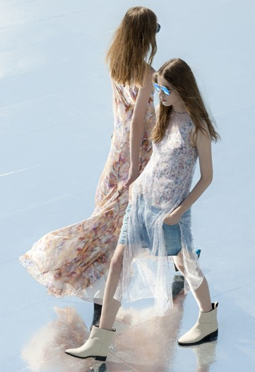 Theyskens' Theory Resort 2012 Collection Photos