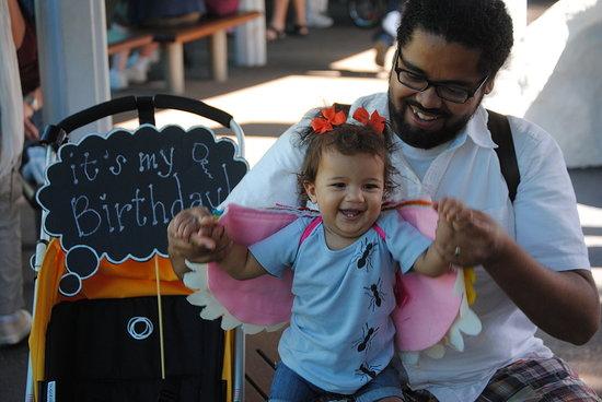 Olivia Lily's 1st Birthday