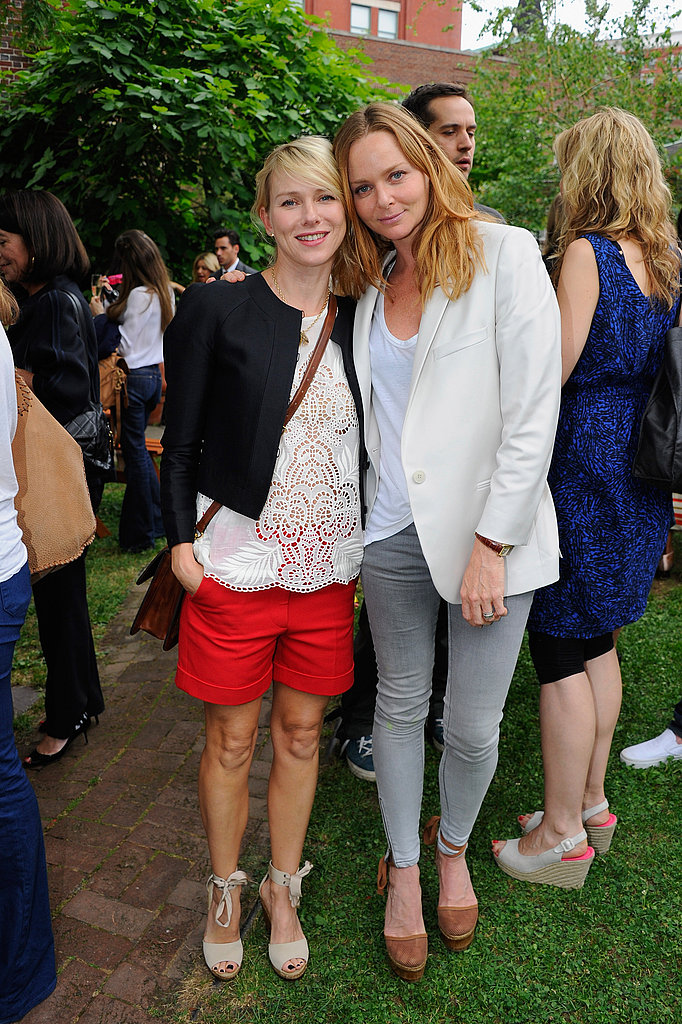 Liv Tyler and Naomi Watts Join Stella McCartney For an Afternoon Garden Party
