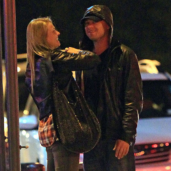 Pictures of Leonardo DiCaprio With Woman in NYC