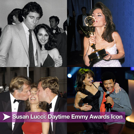 Susan Lucci at Daytime Emmy Awards