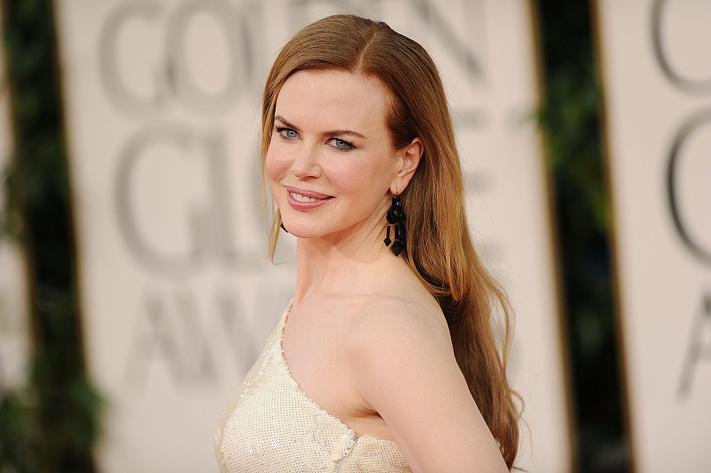 Pictures of Nicole Kidman's Hair, Beauty and Makeup Looks Throughout Her Career