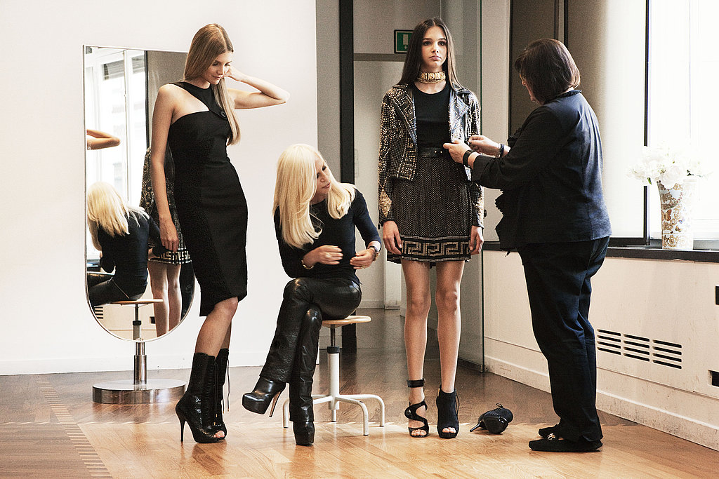Preview Versace's Upcoming H&M Collection