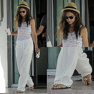 Katie Holmes Style: Get Katie Holmes's Miami Look