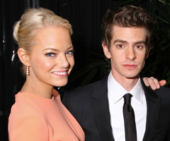 The Amazing Spider-Man Co-Stars Andrew Garfield and Emma Stone Are Dating