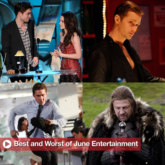 June 2011 Best and Worst Movies