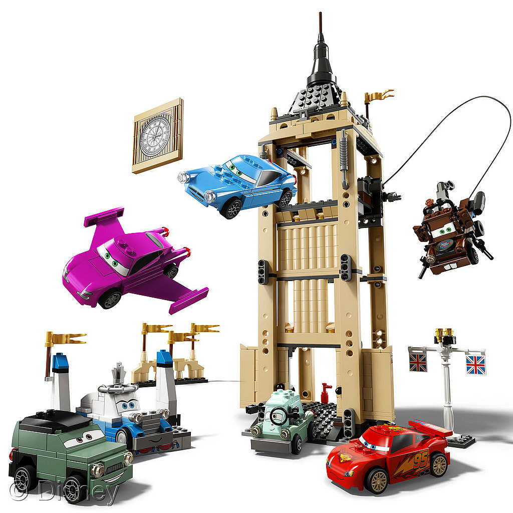 Big Bentley Playset ($70)