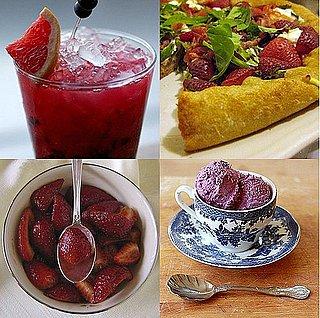 Healthy Berry Recipes 2011-07-01 10:52:36