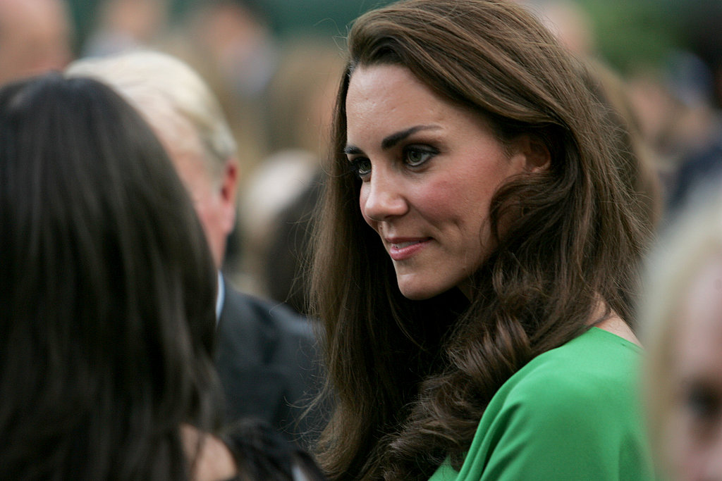 Kate Middleton Makes a Bright Appearance in LA With Prince William and David Beckham