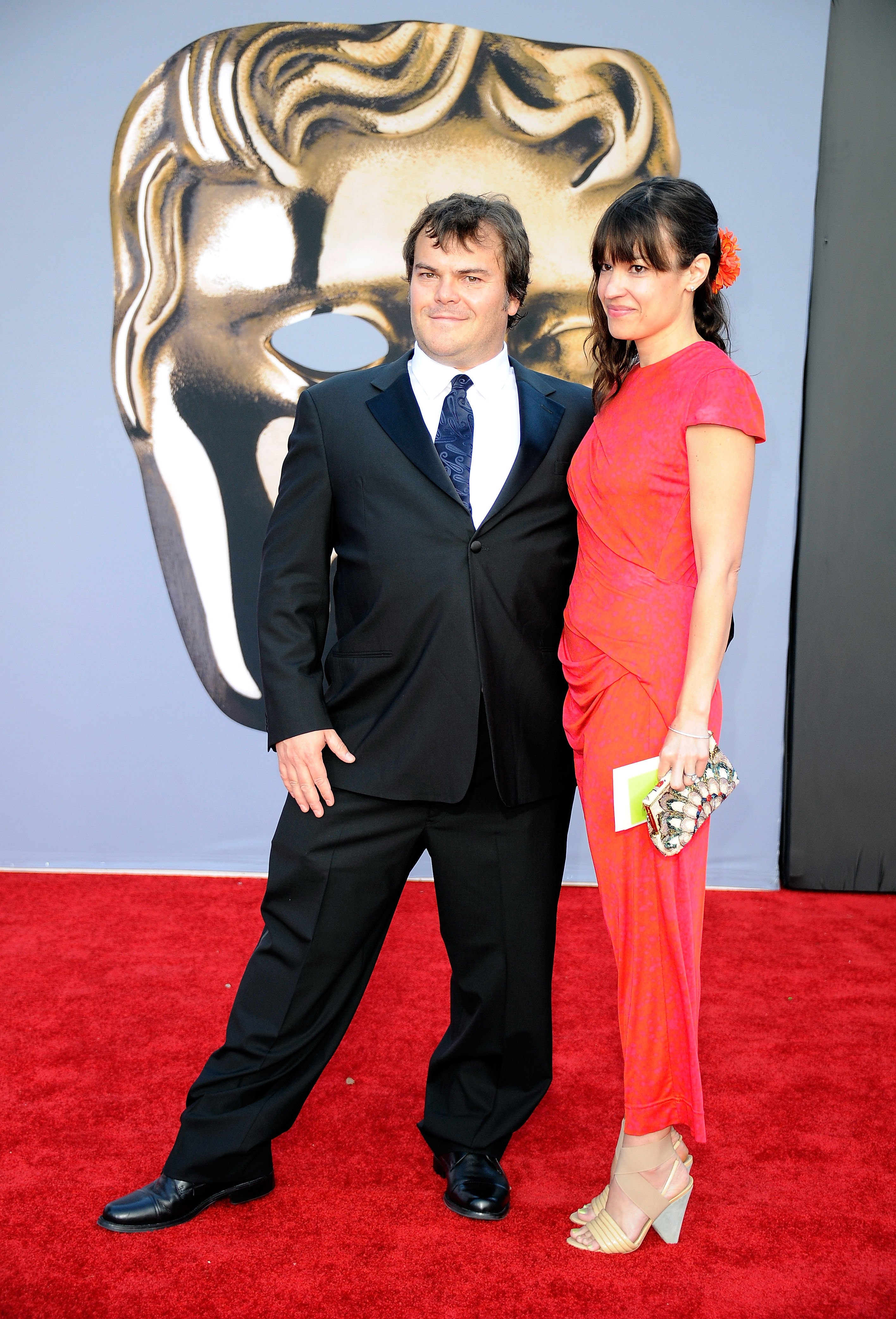 Jack Black at the BAFTA Brits to Watch event in LA.