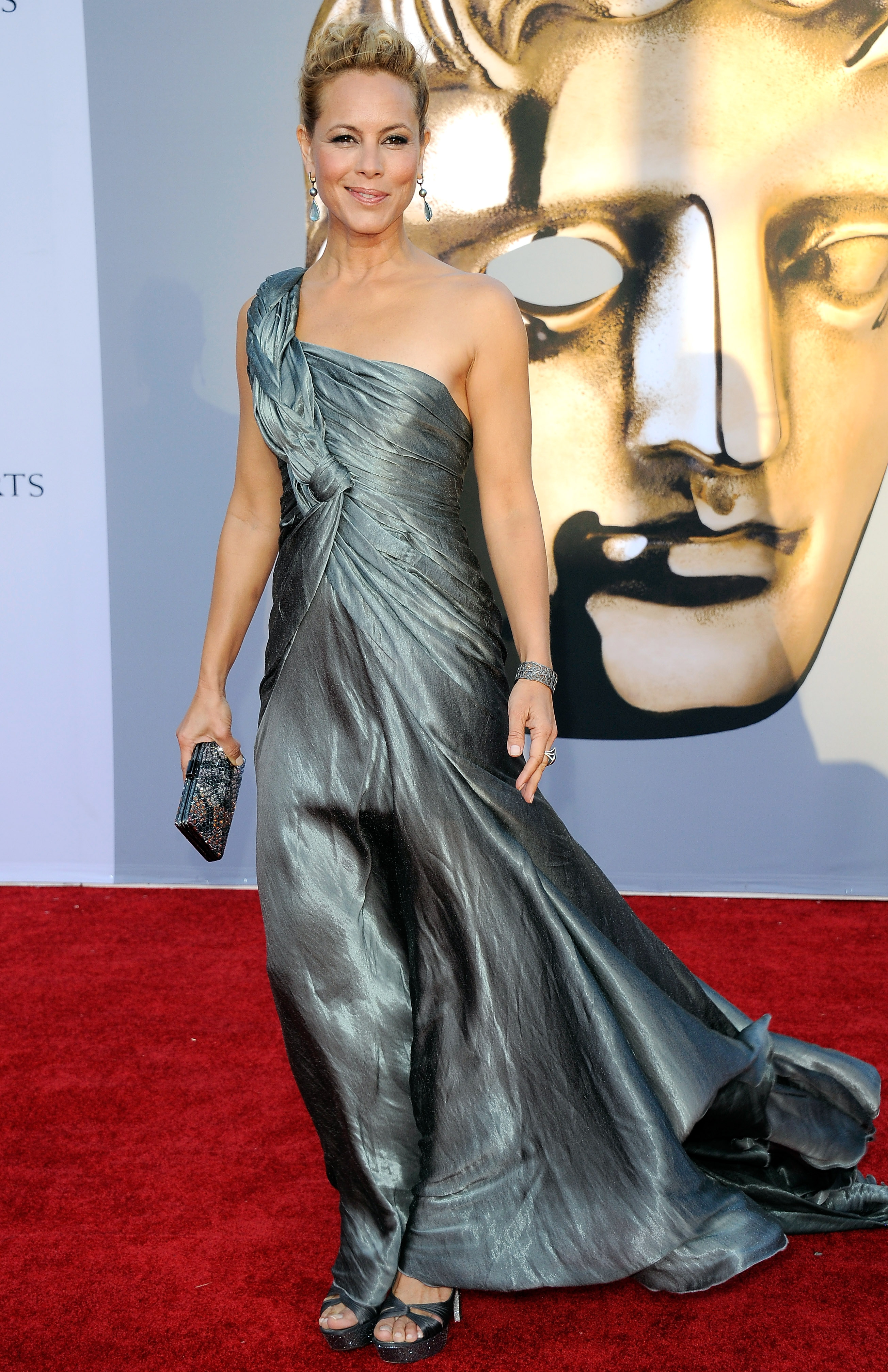 Maria Bello at the BAFTA Brits to Watch event in LA.
