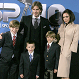 Video of the Meaning Behind the David and Victoria Beckham Kids' Names Including Harper Seven