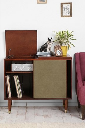 Small Space Saver: Draper Media Cabinet