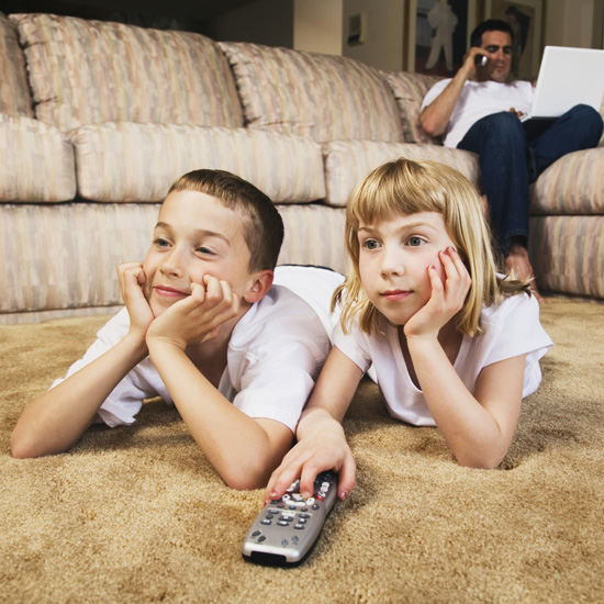 Why isn't Hollywood creating a family-focused TV network? What have you done to change this?